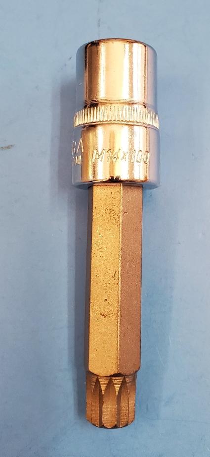 "Elora 3230-XZNL-M14 Socket, 1/2"" Drive"